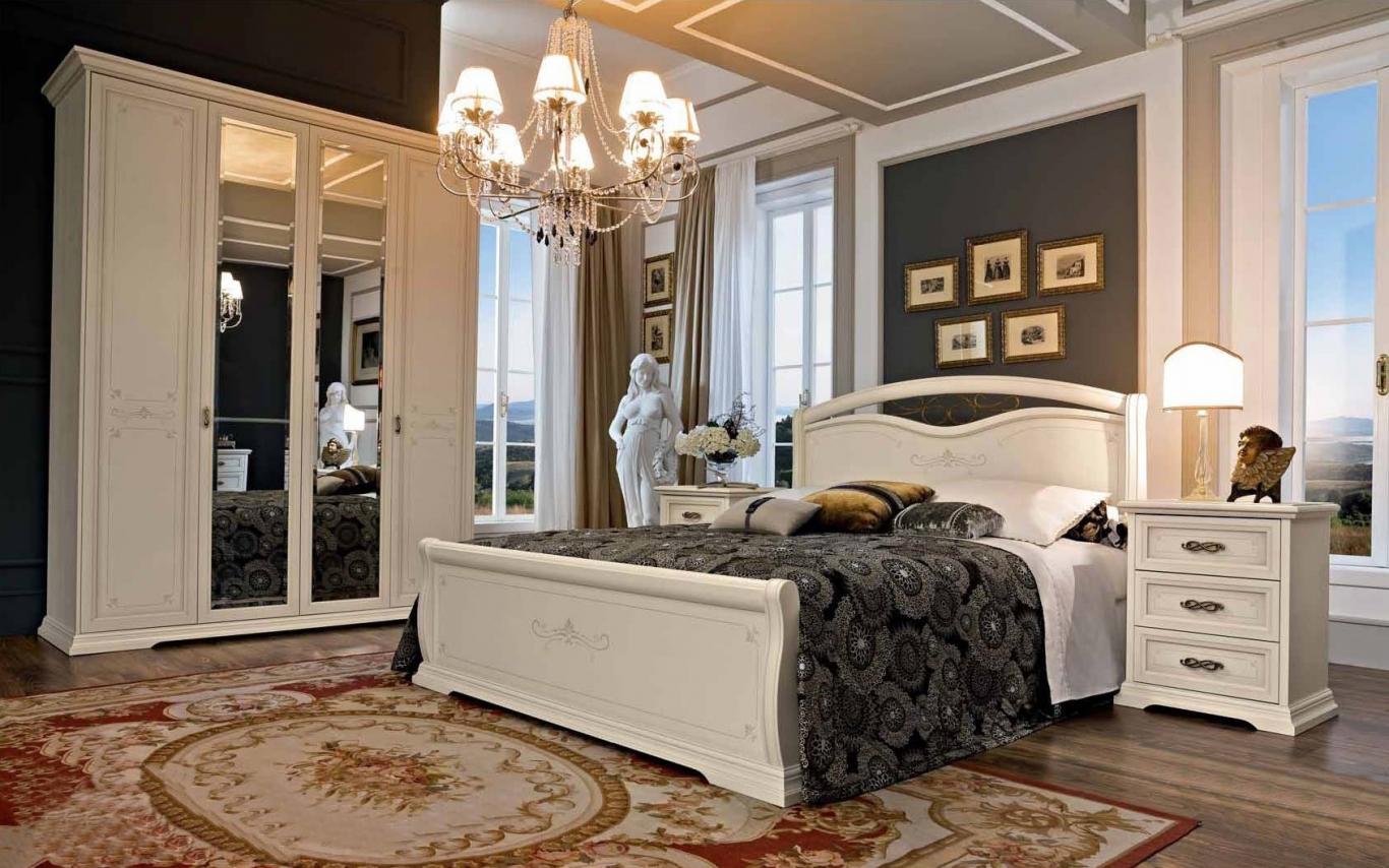 итальянская спальня Afrodita мебель италии в краснодаре